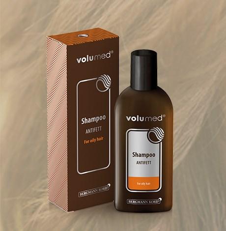 Bild von Klinisches Shampoo Antifett (215ml)