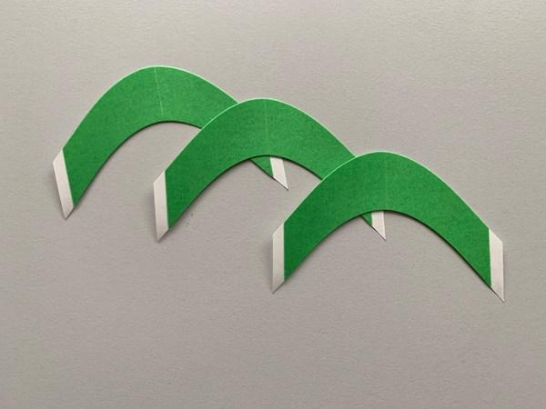 Bild von Green-Liner Contour Strips (36 Stück)